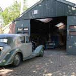 Kellner Bentley 1936 Sedan