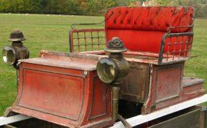 vroege automobiel Labourdette Paris